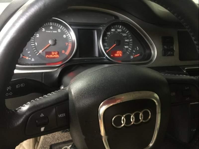 Bán Audi Q7 năm sản xuất 2007, màu trắng, đi 84000km-3