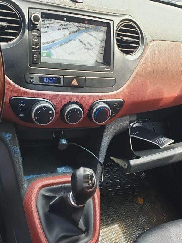 Cần bán xe Hyundai Grand i10 năm 2018, màu đỏ-4