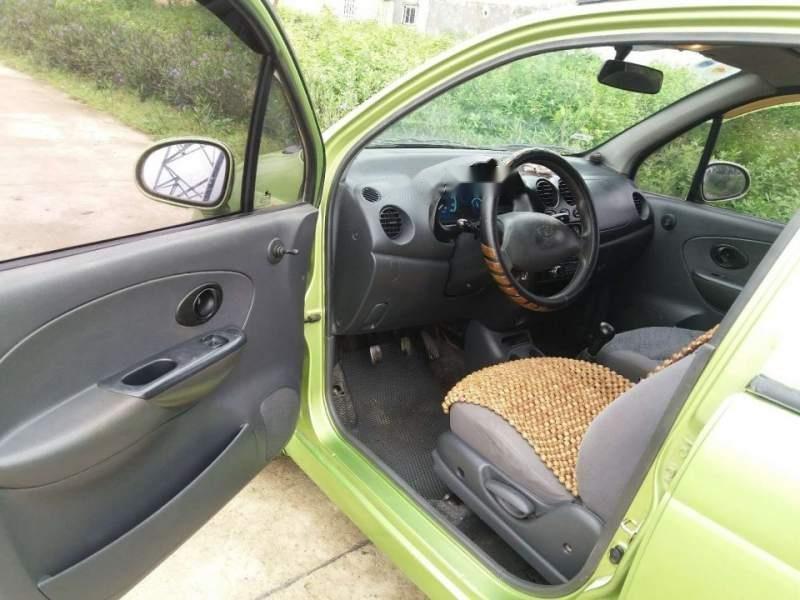 Bán Daewoo Matiz SE năm sản xuất 2004, gia đình sử dụng-4
