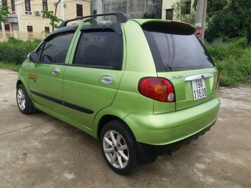 Bán Daewoo Matiz SE năm sản xuất 2004, gia đình sử dụng-2