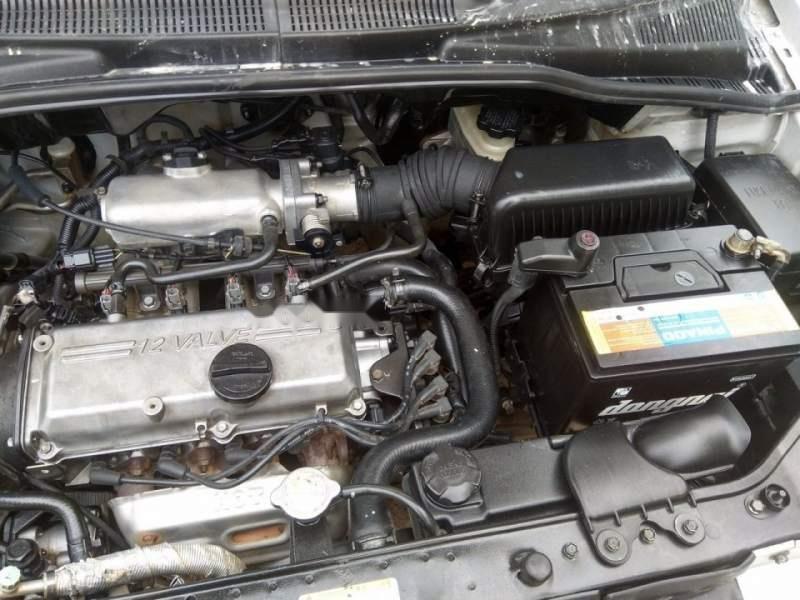 Bán xe Hyundai Getz 1.1 MT sản xuất 2009, màu bạc số sàn  -2