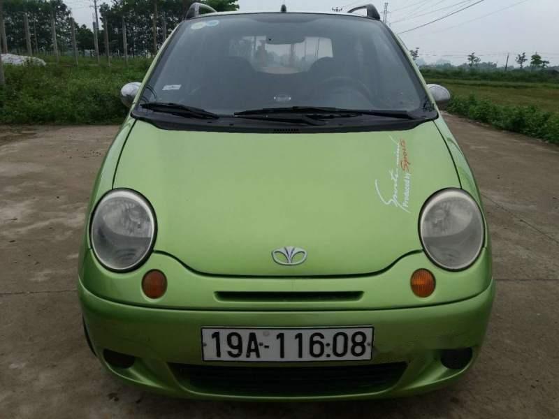 Bán Daewoo Matiz SE năm sản xuất 2004, gia đình sử dụng-0