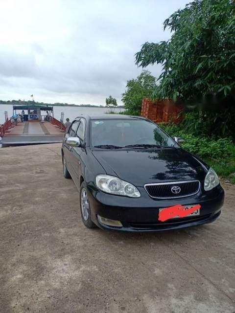 Bán Toyota Corolla altis đời 2005, màu đen, nhập khẩu, giá chỉ 240 triệu-0