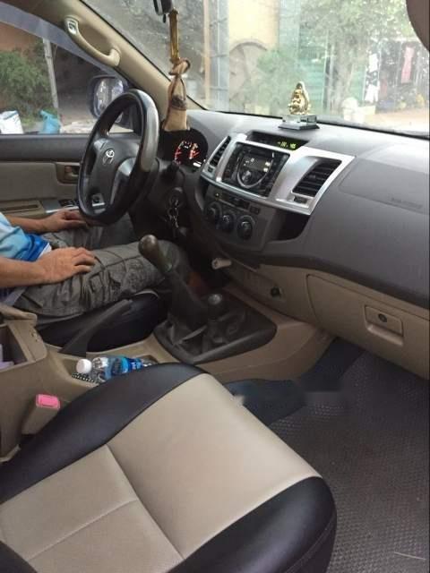 Bán Toyota Hilux năm sản xuất 2012, màu bạc, xe nhập-4