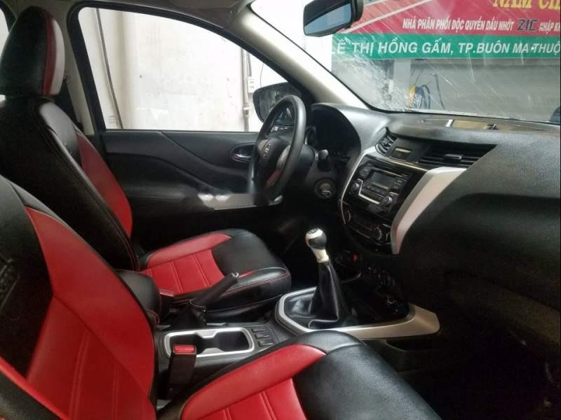 Bán Nissan Navara SL đời 2015, màu nâu, xe nhập số sàn-2