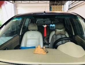 Bán Hyundai Grand i10 2010, màu xanh lam, xe nhập, full option-2