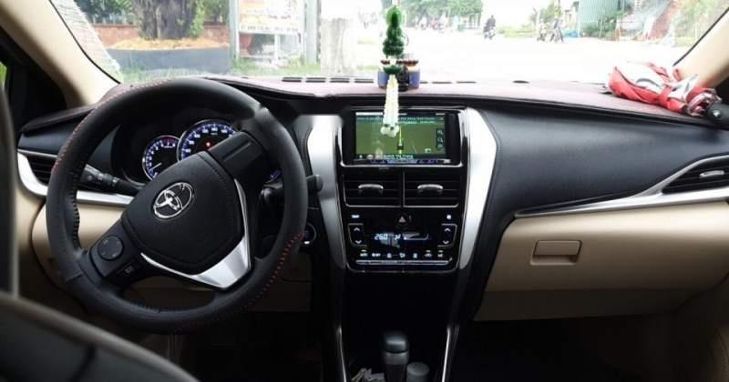Bán Toyota Vios sản xuất 2018, xe gia đình giá cạnh tranh-2