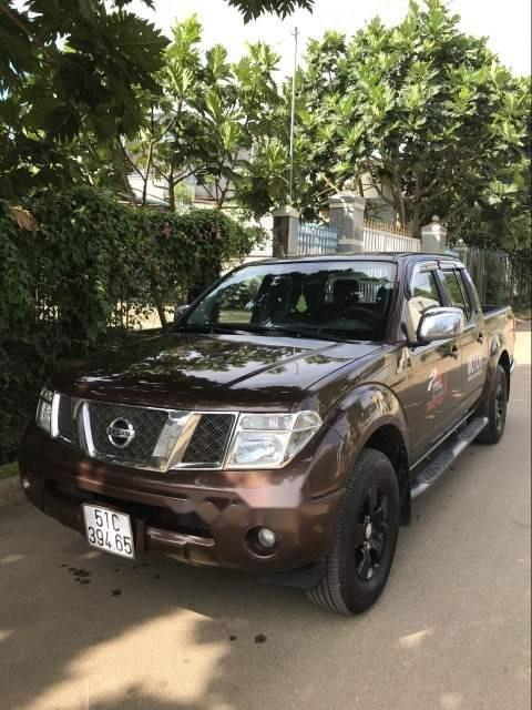 Bán ô tô Nissan Navara đời 2011, nhập khẩu chính chủ-0