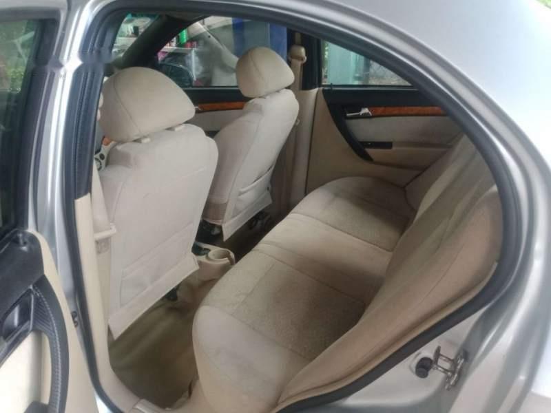 Bán Daewoo Gentra năm 2008, màu bạc, xe nhập-5
