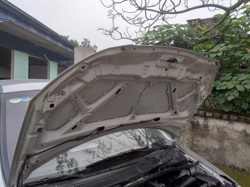 Bán xe Hyundai Getz 1.1 MT sản xuất 2009, màu bạc số sàn  -3