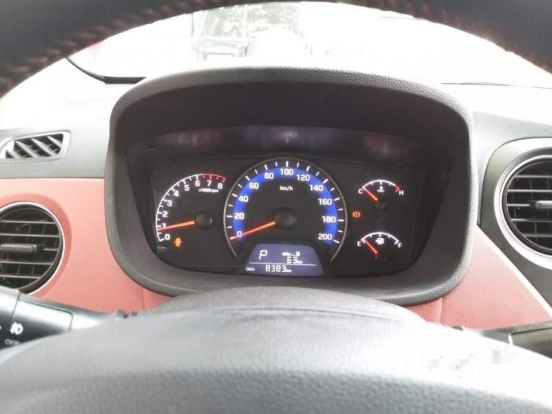 Bán xe Hyundai Grand i10 1.2 AT năm 2017, màu đỏ số tự động (5)