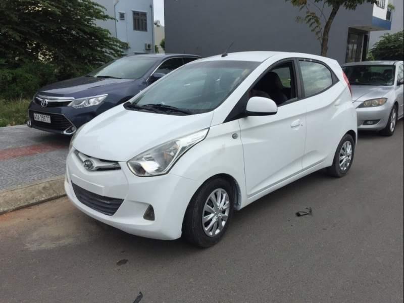 Bán Hyundai Eon 2013, màu trắng, xe nhập, giá 200tr-3
