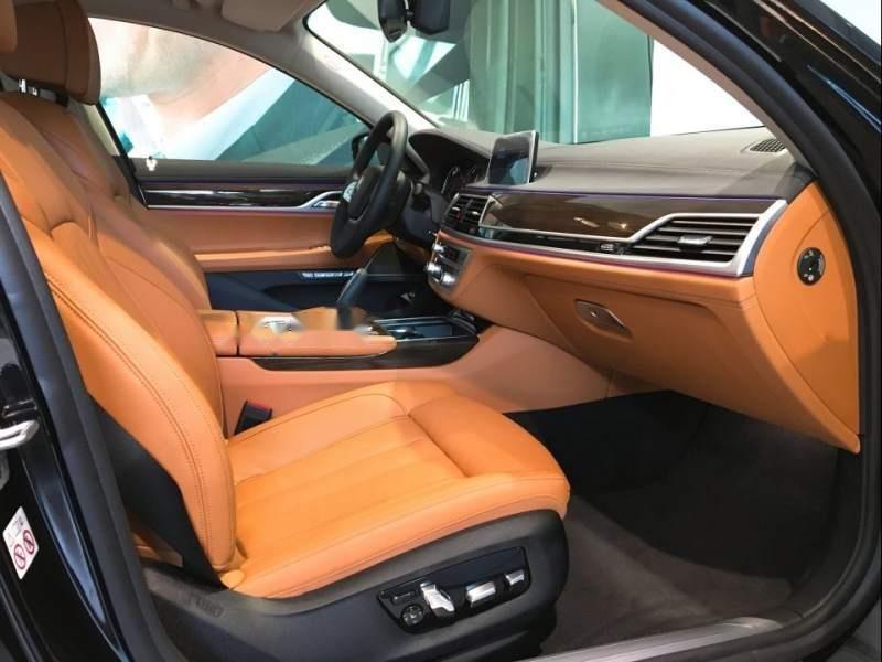 Bán ô tô BMW 7 Series 740Li đời 2019, màu đen, nhập khẩu nguyên chiếc-4
