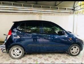 Bán Hyundai Grand i10 2010, màu xanh lam, xe nhập, full option-3