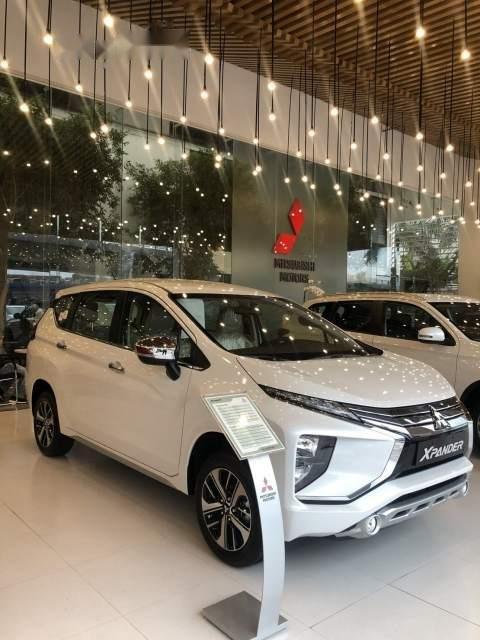 Bán ô tô Mitsubishi Xpander năm sản xuất 2019, màu trắng, xe nhập, giá chỉ 620 triệu (2)