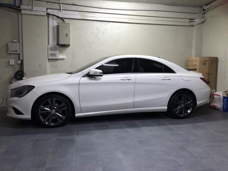 Bán Mercedes CLA200 sản xuất năm 2016, màu trắng (2)