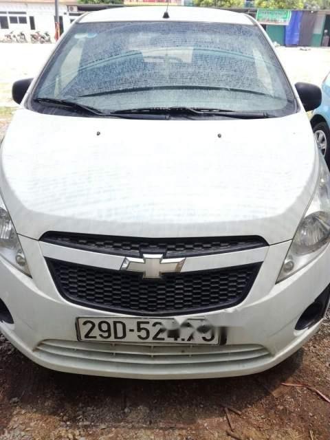 Chính chủ bán xe Chevrolet Spark Van SX 2011, màu trắng, nhập khẩu-0