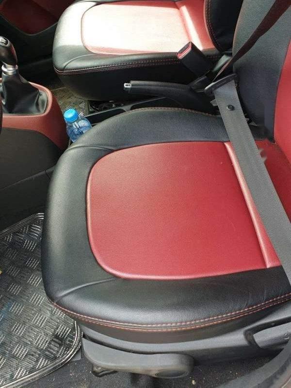Cần bán xe Hyundai Grand i10 năm 2018, màu đỏ-5