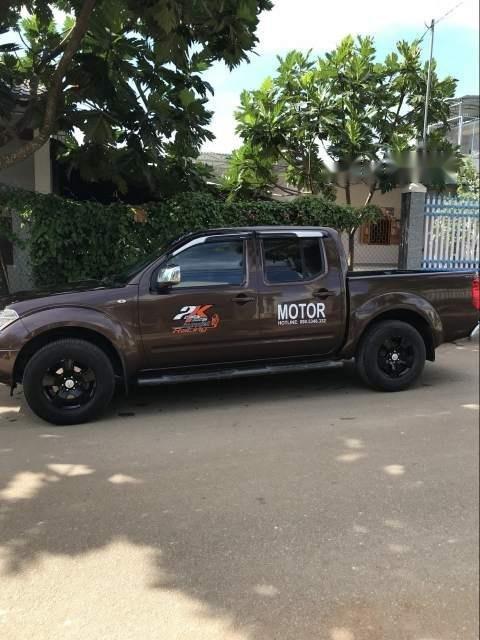 Bán ô tô Nissan Navara đời 2011, nhập khẩu chính chủ-1