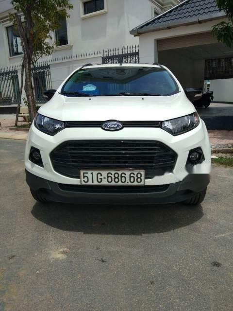 Bán Ford EcoSport năm sản xuất 2017, màu trắng-1
