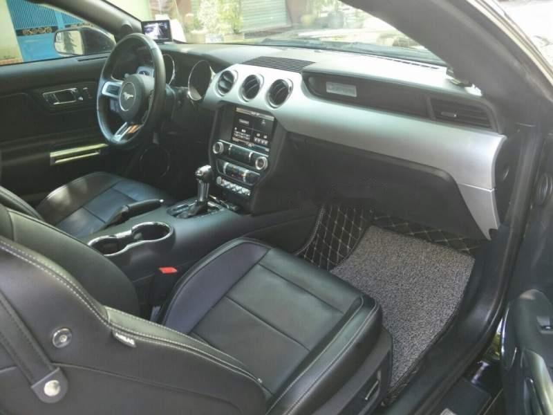 Bán Ford Mustang 2.3L Ecoboost đời 2015, màu đen, xe nhập, 2 cửa-1