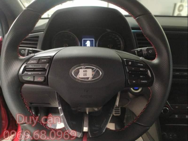 Bán xe Hyundai Elantra 1.6AT Sport đời 2018, màu đỏ số tự động, 728tr-2