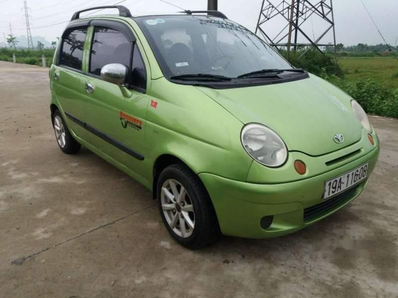 Bán Daewoo Matiz SE năm sản xuất 2004, gia đình sử dụng-1