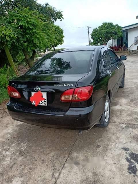 Bán Toyota Corolla altis đời 2005, màu đen, nhập khẩu, giá chỉ 240 triệu-2