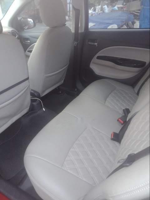 Gia đình bán ô tô Mitsubishi Attrage đời 2017, màu đỏ-1
