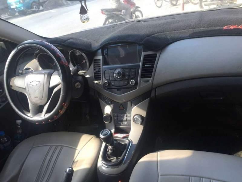 Bán Chevrolet Cruze sản xuất năm 2012, màu đen, xe nhập số sàn-1