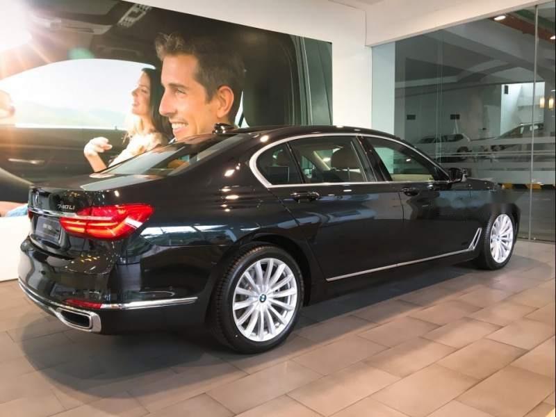 Bán ô tô BMW 7 Series 740Li đời 2019, màu đen, nhập khẩu nguyên chiếc-1