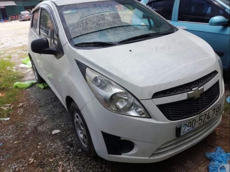 Chính chủ bán xe Chevrolet Spark Van SX 2011, màu trắng, nhập khẩu-3