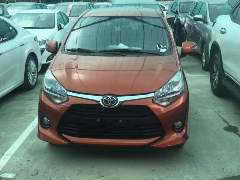 Cần bán Toyota Wigo đời 2019, nhập khẩu nguyên chiếc, giá 385tr-0