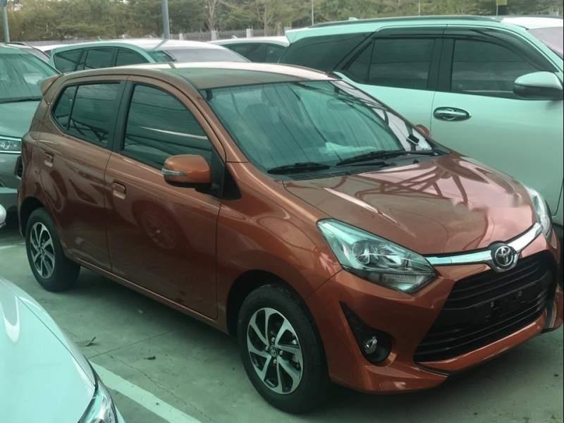 Cần bán Toyota Wigo đời 2019, nhập khẩu nguyên chiếc, giá 385tr-1