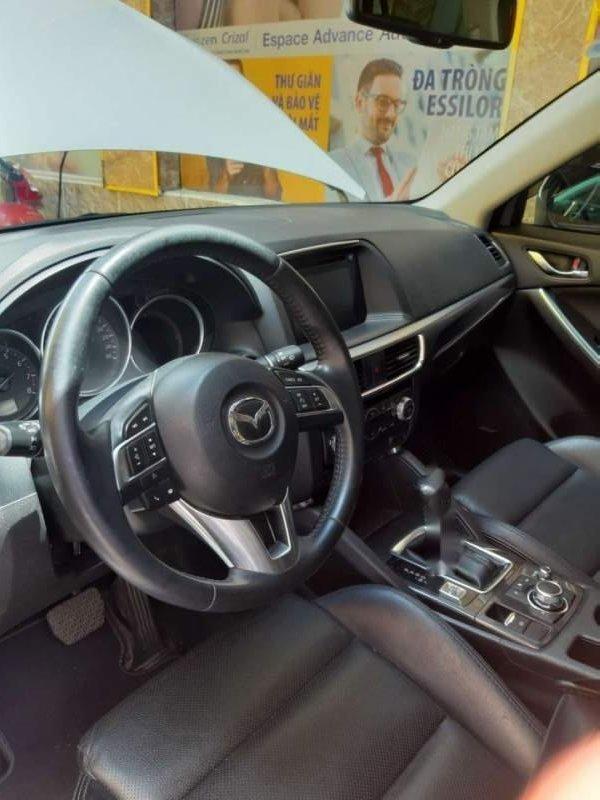Bán Mazda CX 5 năm 2016, màu trắng, máy êm ru-1