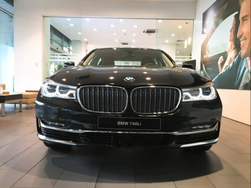 Bán ô tô BMW 7 Series 740Li đời 2019, màu đen, nhập khẩu nguyên chiếc-3