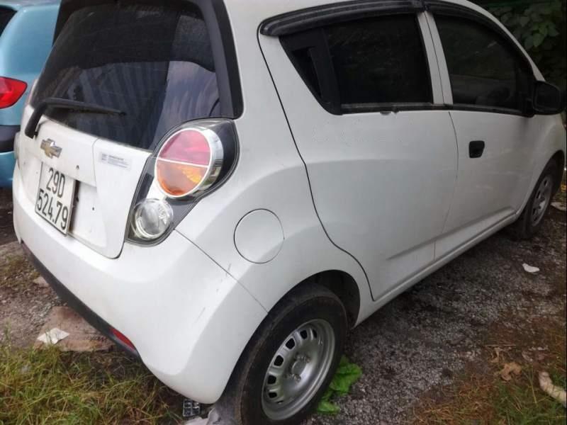 Chính chủ bán xe Chevrolet Spark Van SX 2011, màu trắng, nhập khẩu-2