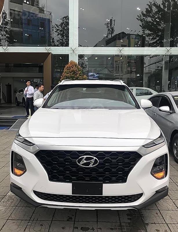 Bán Hyundai Santa Fe thế hệ mới, hộp số tự động 8 cấp-0