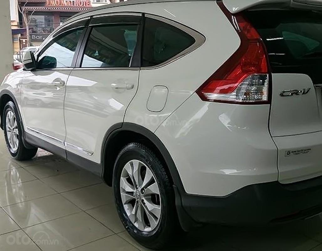 Bán Honda CR V năm sản xuất 2014, màu trắng, nhập khẩu nguyên chiếc chính chủ-1