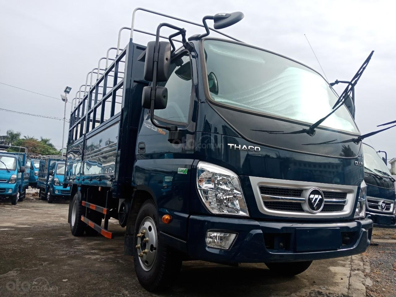 Cần bán xe tải 3,5T Ollin 350 vào thành phố giá tốt nhất Bình Dương, HCM- 0938 809 382 (1)
