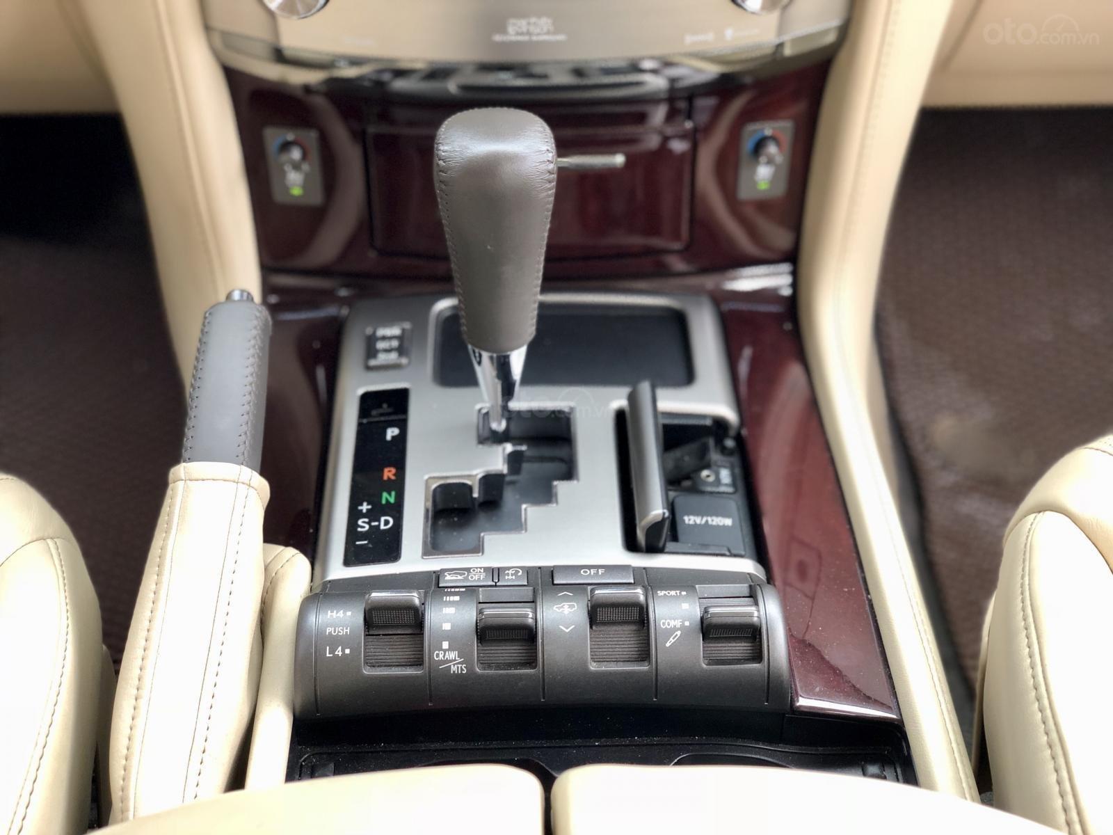 Cần bán Lexus LX 570 Mỹ sx 2014 đăng kí 2015, màu đen xe cực đẹp-13