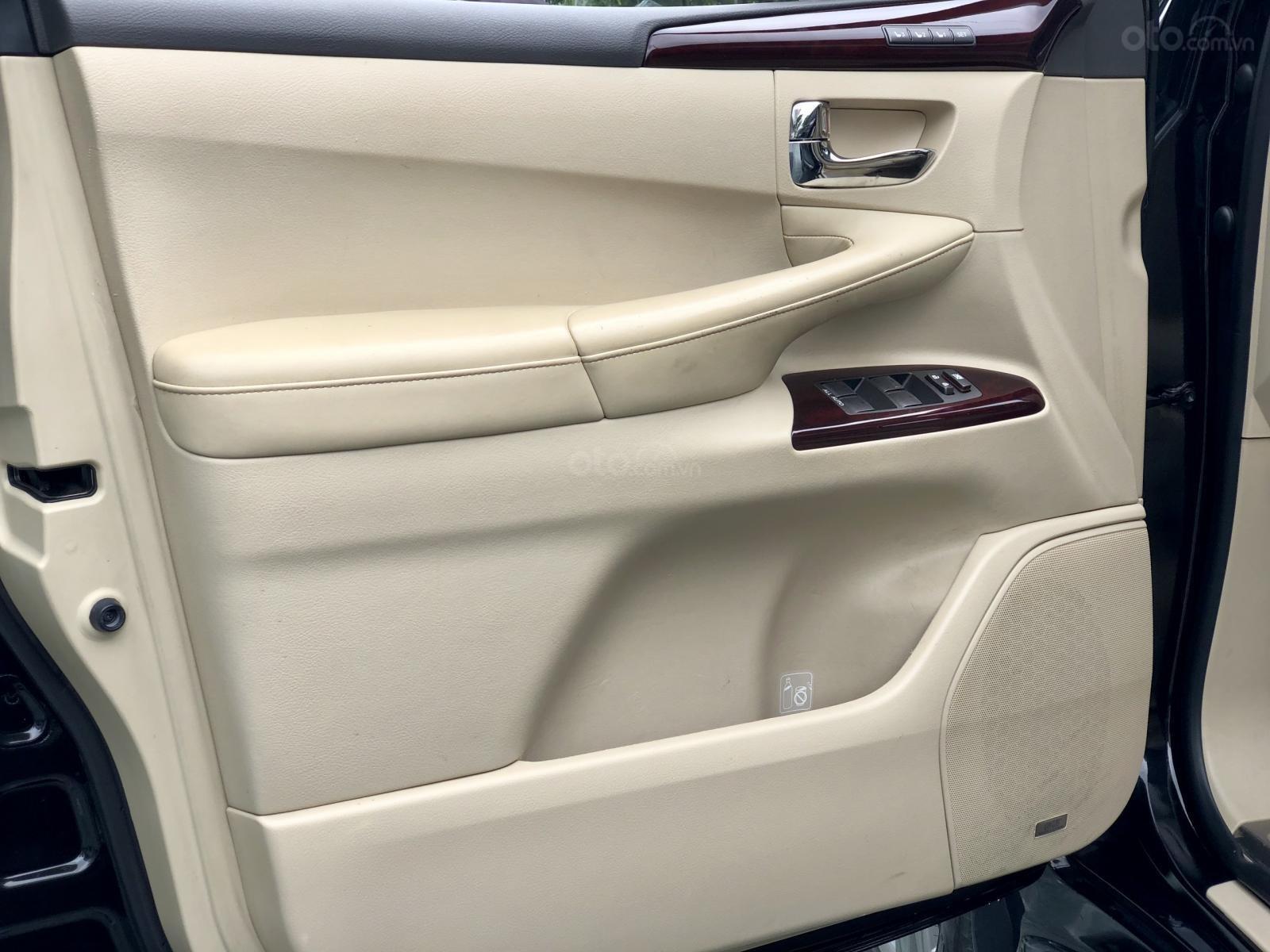 Cần bán Lexus LX 570 Mỹ sx 2014 đăng kí 2015, màu đen xe cực đẹp-15