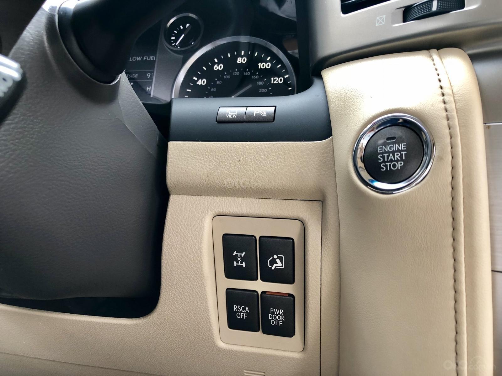Cần bán Lexus LX 570 Mỹ sx 2014 đăng kí 2015, màu đen xe cực đẹp-19