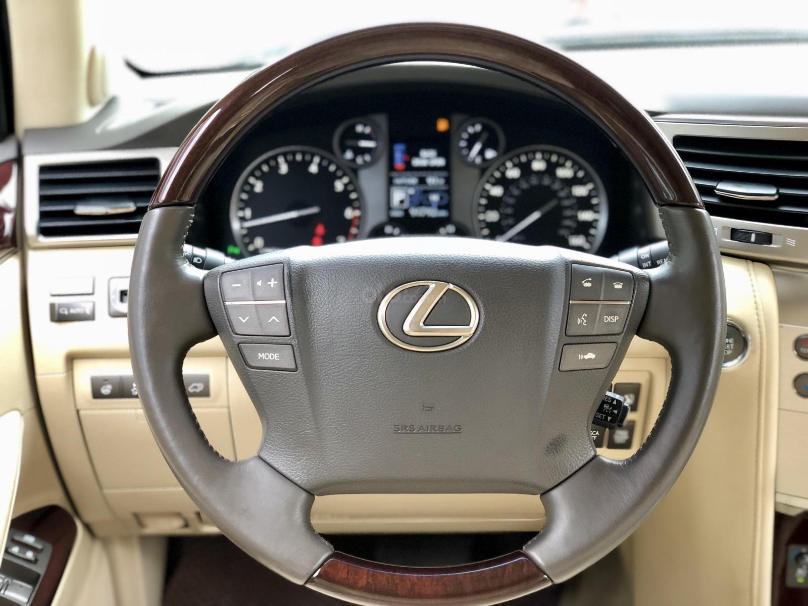 Cần bán Lexus LX 570 Mỹ sx 2014 đăng kí 2015, màu đen xe cực đẹp-20