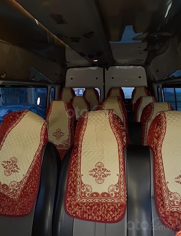 Bán Ford Transit năm sản xuất 2005, màu trắng-1