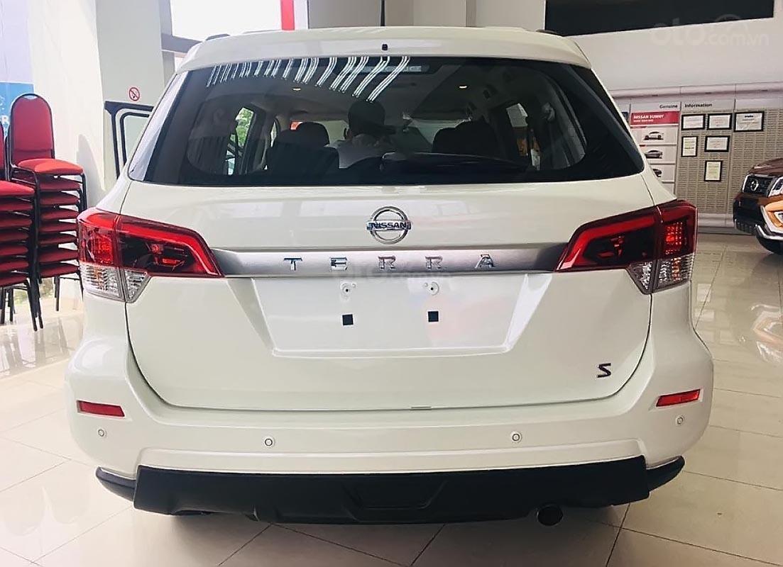 Bán Nissan Terra S 2018, màu trắng, nhập khẩu, giá chỉ 839 triệu-2