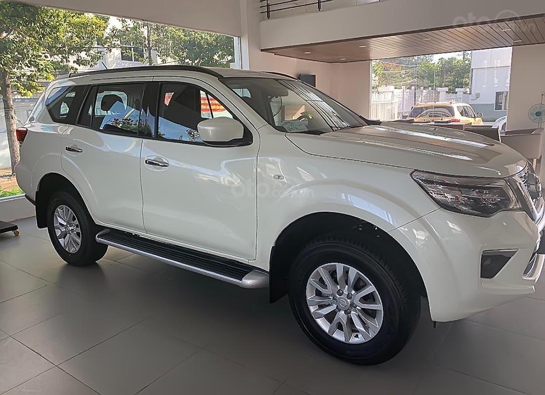 Bán ô tô Nissan Terra S 2.5 MT 2WD sản xuất 2018, màu trắng, nhập khẩu-1