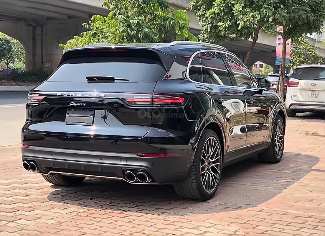 Bán ô tô Porsche Cayenne 3.0 V6 đời 2019, màu đen, xe nhập-0