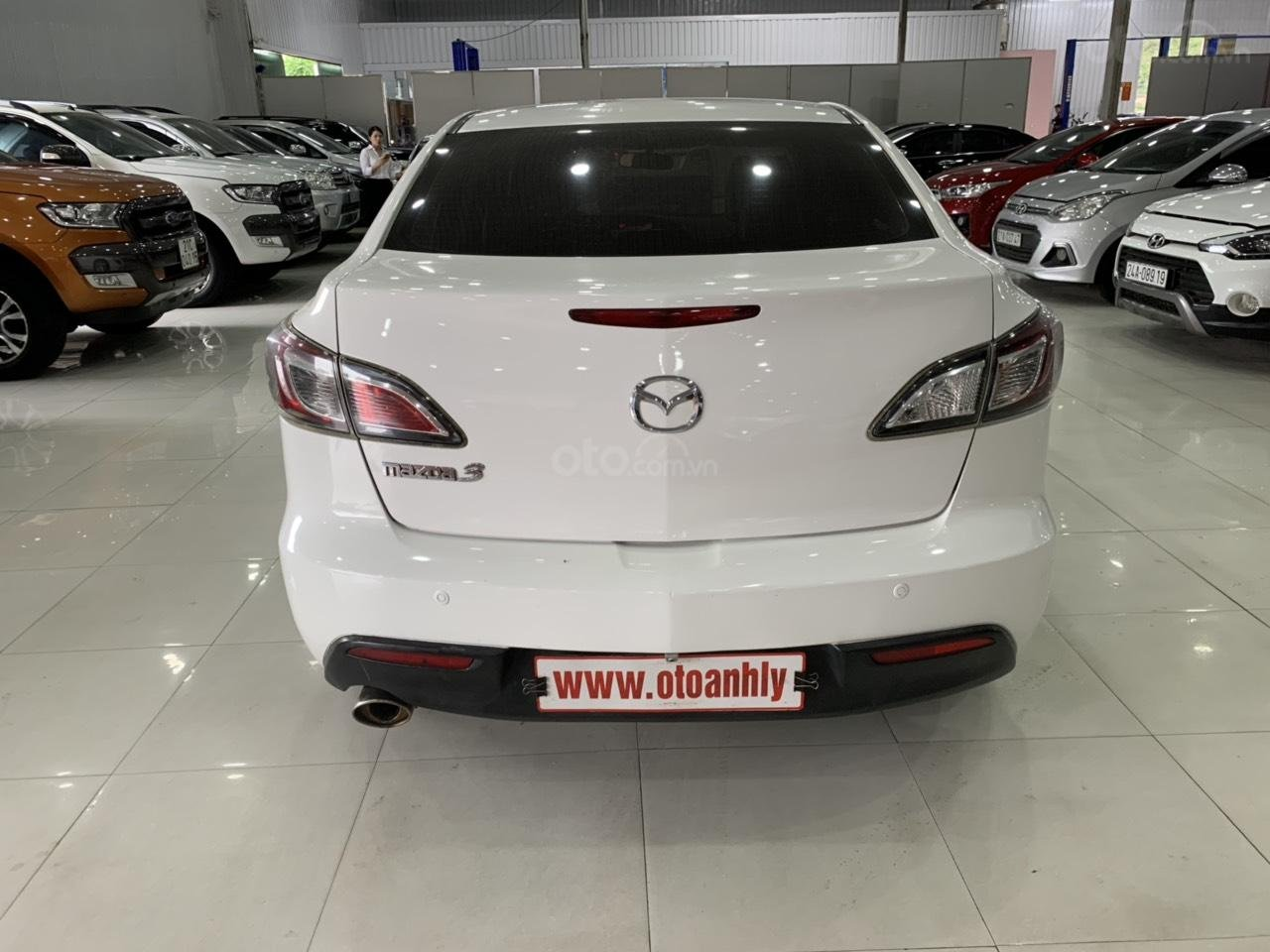 Bán xe Mazda 3 sản xuất năm 2010, màu trắng, xe nhập-6