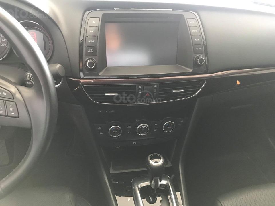 Cần bán gấp Mazda 6 LX đời 2016, màu trắng, giá 780tr-2